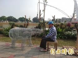 第二屆水岸藝術節 19日起光耀台南運河