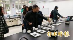 亞太創意技術學院開課 培育「品茶人」