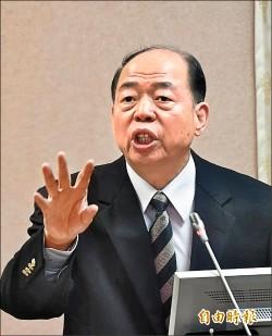 國安局長:我IC設計、電子科技 中國滲透嚴重
