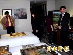 台南藝術博覽會連展3天 有陳澄波經典版畫