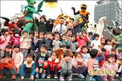 竹市》紙風車伊索動物園 4月童樂