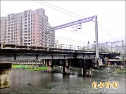 除「竹北障礙」 鐵路規劃高架化