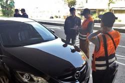 禁自用車載客 Uber司機 半年被抓2次罰10萬