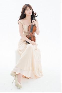 小提琴正妹來了! 成年禮辦巡迴獨奏會