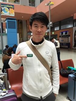 赴日參加辦公椅滑行賽 他拿「台灣國」護照通關被攔下
