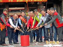 南瑤媽進香 擬登錄國家無形文化資產