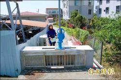 麻豆南勢里新設水閘門 居民憂阻排水