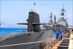 牽制中國南海擴張 日潛艦抵菲訪問