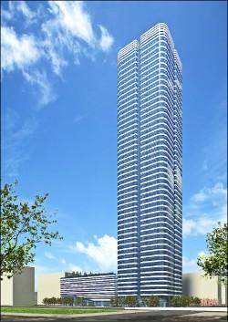 新莊創新園區商辦大樓縮水 剩39層樓