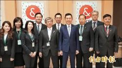 訪東京都廳與議會》林智堅 交流少子化高齡化因應