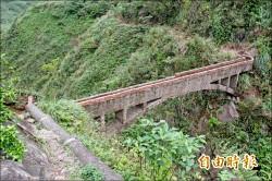 水圳橋重現風華 安全有隱憂