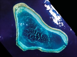 持續南海擴軍 中國將在黃岩島填海