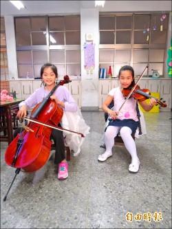 音樂班負擔重 成功國小小3僅2人