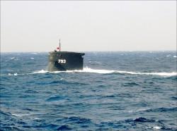 劍龍級潛艦延壽 國防部:中科院能力OK