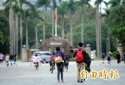 全球最佳聲譽大學 台大持續下滑