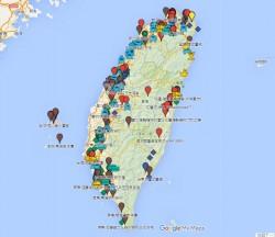 找尋歷史! 全台灣日式建築看這裡就知道