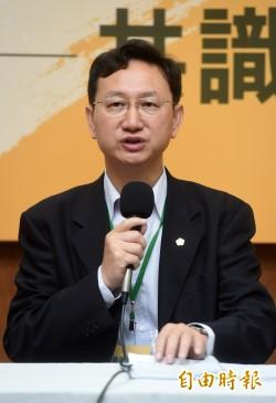 反嗆馬英九 童振源:不符合台灣最新民意