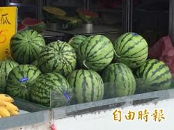 好狂!蘇貞昌告訴你 屏東人這樣吃西瓜