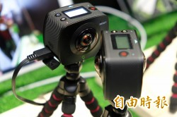 科技大廠紛推360度VR 技嘉、廣達也湊一腳