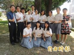國中會考放榜 雲林區17人5A++ 正心中學佔12人