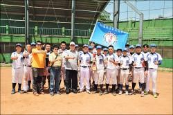 清華高中棒球隊 奪市長盃冠軍
