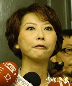 籲國民黨別再讓國會空轉 陳亭妃:將被人民唾棄