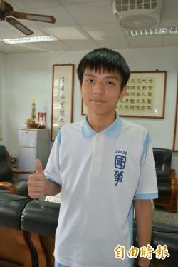 未來想從醫並教人打棒球 國華國中生會考拿5A++