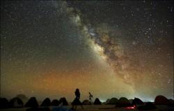 光害籠罩 地球人1/3看不到銀河