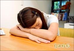 「失眠」困擾 睡眠提前或延後造成