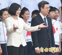總統出訪穿什麼? 黃重諺:拭目以待