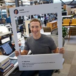 臉書祖克柏祝賀IG 意外透露超簡單防駭方法