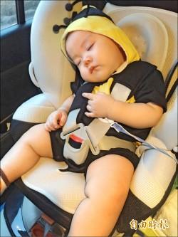 「安全帶」勒緊護肚 女童車禍腸幸未破裂
