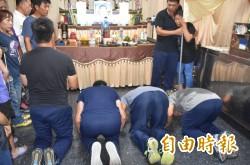 陸軍前副司令不滿軍人下跪 「尊嚴被糟蹋」