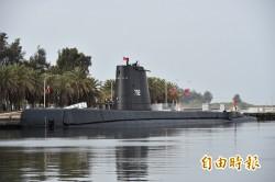 潛艦國造 柴油主機須找國外商源