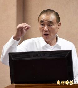 馮世寬:重新贏回國軍榮譽