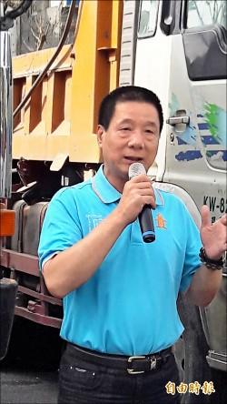 一個出國!一個擺爛? 台東市長道歉 縣長稱四處勘災