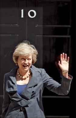 梅伊今接任英相 如何脫歐是挑戰