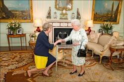 梅伊接下英相 脫歐時代揭幕