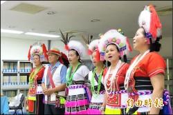 豐年祭祭祀歌謠 太巴塱部落完整呈現