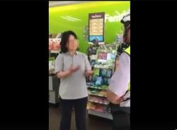 警調監視器找遺失眼鏡 遭員工懷疑詐騙集團