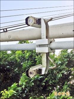 裝假的? 民促頭份尖豐路監視器大體檢