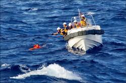 釣魚台海域 中國漁船撞沉 日巡邏船馳援