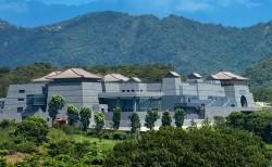 歷時4年、斥資25億 中台禪寺中台世界博物館落成