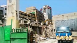 中國城保留部份遺構 新舊融合