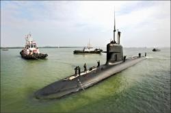 法潛艦數據外洩 購艦國家剉咧等
