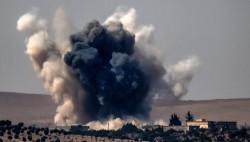 土耳其陸空軍砲轟IS 敘國反抗軍奪回邊境城市