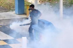 新加坡茲卡病毒蔓延 單日新增40例本土感染