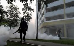 茲卡擴散 新加坡旅遊升為警示