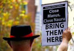 澳退休法官 自願代難民被拘