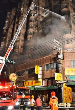 消防車輛與裝備不足、逾期 市府:年底前增購
